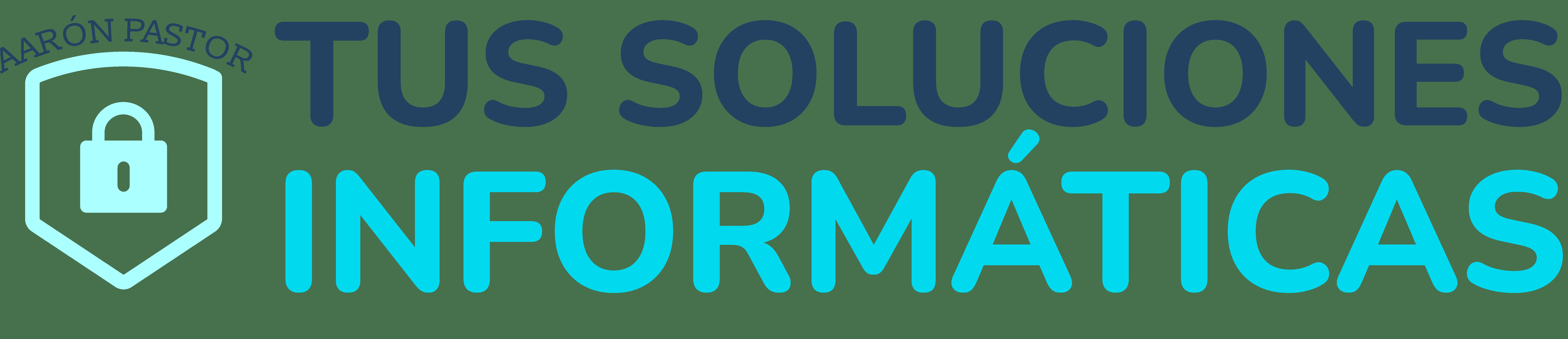 Tus soluciones informáticas
